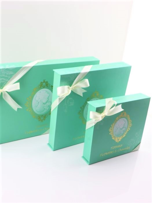 FRENCH TRUFFLES CHCOCOLATE BOXES